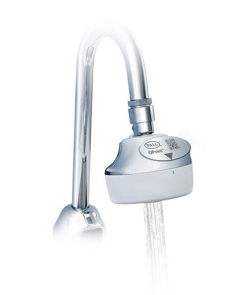 hospital-water-faucet-filter-qpoint-fda-510k-clearance